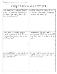 Addition Word Problems With Regrouping - popflyboys