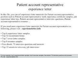 Patient Access Representative Resume Best Of Patient Services