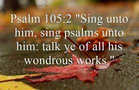 The new testament doesn't forbid the use of instrumental music in worship; Top 7 Bible Verses About Music Jack Wellman