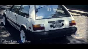 Corolla Fx 16 1987 WideScreen - YouTube