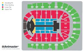 Metro Radio Arena Seating Chart Jonas Brothers Seating Plan The O2 Arena