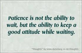Patience Is A Virtue Quote Cool New Beginning Patience Quotes Virtue 48 Quote