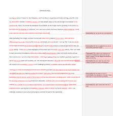 College Essay Format Examples | Docoments Ojazlink