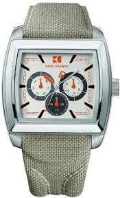 hugo boss orange khaki men s watch 1512605 watchtag com hugo boss orange khaki men s watch 1512605