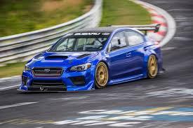 Subaru WRX STI Nurburgring Lap Record | News, Details, And More ...