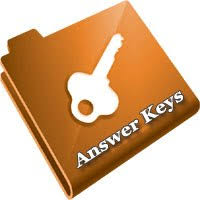 Image result for answer keys picture