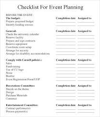 Party Planning Lists Retirement Party Checklist Template Marvie Co