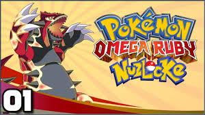 Pokemon Omega Ruby Nuzlocke - Ep. 1: Leifing on an Adventure!