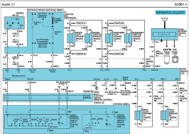 hyundai sonata stereo wiring diagram with electrical images 2001 hyundai electrical schematics at 2001 Hyundai Azera Wire Harness