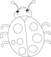 Lady Bug Coloring Sheet Coloring Page Ladybug Thepilotguy Co