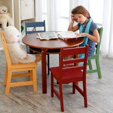 furniture childrens round table and chairs amazing kids table set u round children toddler furniture chair