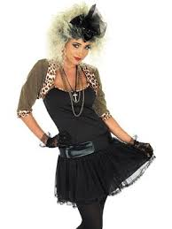 Good 80s Madonna Fancy Dress Costume Based On The Outfit She Wore In Desperately  Seeking Susan