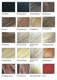 Light Golden Blonde Hair Color Chart Find Your Perfect