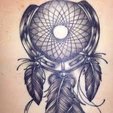 Dream Catcher Tattoo Sketch Purple dreamcatcher tattoo dreamcatcher back tattoo on 67