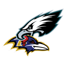 Philadelphia Eagles & Baltimore Ravens | NFL Logos | Pinterest ...