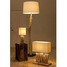 Table Lamps Turned Wood Table Lamp Base Chunky Wooden Table Lamp