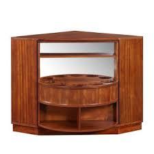 bar corner furniture. Studley Rotating Corner Bar Cabinet Bar Corner Furniture U