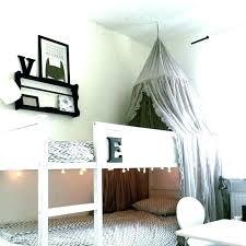Bunk Bed Tent Canopy Loft Home Improvement Wilsons Girlfriend The ...