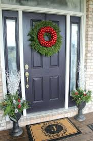 front door wreaths for summer365e26e8eec05d4a4c8b656b9b0ec2b7 Christmas Door Wreaths Front