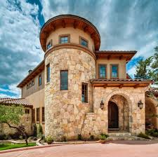 Mediterranean outdoor lighting Modern Moon Tower Austin With Mediterranean Exterior And Container Plants Covered Entry Curved Walls Entrance Entry Lanterns Moon Tower Austin With Mediterranean Exterior And Container Plants