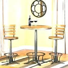 round bistro table set round pub table set round bistro table set 3 piece bistro table