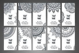 20 Beautiful Free Mandala Vectors