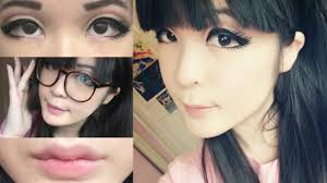 There is no such thing as an american anime.anime is japanese animation.there are cartoons that look like anime but aren't.in my opinion real anime is better than the american anime like cartoons.they may. How To Look Like An Anime Girl Without Circle Lens Or Falsies Youtube