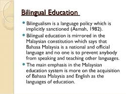 bilingualism in singapore bilingual educationbilingual