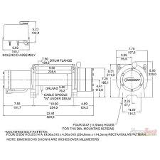 electric winch wiring diagram solidfonts 3 wire winch wiring diagram instruction