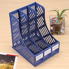 cheap office storage. 3 sections magazine file stand holder home office document storage desk organizerchina mainland cheap e