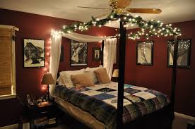 unique bedroom lighting. Sweet Diy Bedroom Lighting Ideas With Unique In Bed Canopy Design Will Make A Romantic Modern New 2017 E
