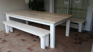 trendy terrace living patio furniture cape town for pine patio dining table two benches