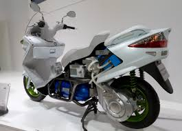electric motorcycles and scooters suzuki burgman fuel cell prototype