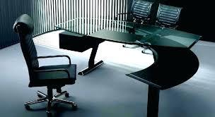 glass executive desks executive glass desk modern glass office desk glass top office desk glass office