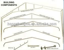 metal framing diagram. Contemporary Diagram Boxed Eave Metal Shedsteel Structure Carportgarage Buy Throughout Framing Diagram