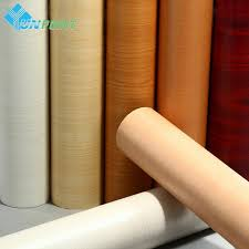 Sticky paper for furniture Glossy 3m 5m Wood Self Adhesive Wall Paper Furniture Waterproof Pvc Stickers For Bedroom Wardrobe Desktop Door Wall Sticker Home Decor Solidropnet 3m 5m Wood Self Adhesive Wall Paper Furniture Waterproof Pvc