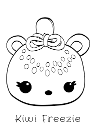 Num Noms Coloring Page Raspberry Jelly Get Coloring Pages Modern