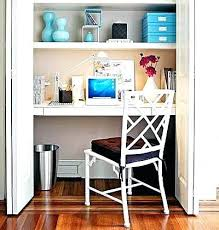 closet office ideas. Closet Office Space Wonderful Ideas Nice Storage Cabinets Wood Chic And Creative Closets Turned M