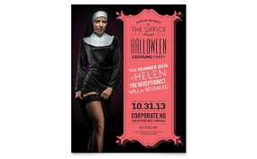 Costume Contest Flyer Template Halloween Costume Party Flyer Template Design