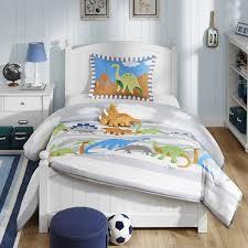 mizone kids dinosaur dreams bed linens