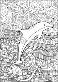 Signup to get the inside scoop from our monthly newsletters. Dolphins Coloring Pages For Adults