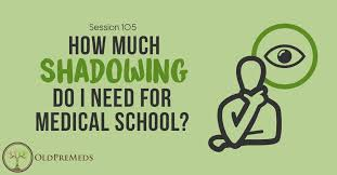 How Much Shadowing Do I Need For Medical School Medical