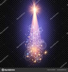 Weihnachtsstern Glanz Strahlen Des Sterns Strahlen Weisen