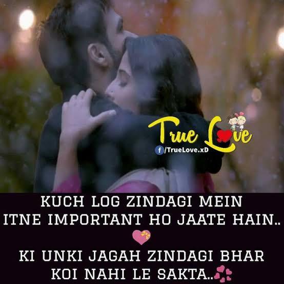 true love sad shayari