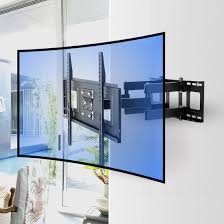 Tv wall mouns Full Motion Fleximounts Cr1 Curved Tv Wall Mount For 3265 Fleximounts