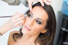 professional wedding makeup artist corners wedding hairstylist and makeup artist new york image