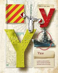 Enter the international phonetic alphabet. Navy Alphabet Nautical Letter Y Digital Art By Vanessa Bates