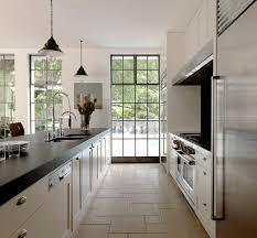 white kitchen dark tile floors. Brilliant White Inside White Kitchen Dark Tile Floors O