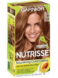 Garnier Light Brown Hair Color Price Light Golden Brown 63 Brown Sugar