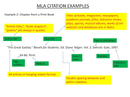 Ppt Mla Citation Examples Powerpoint Presentation Id2730133
